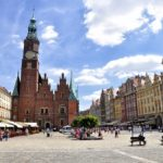Wrocław - rynek, stare miasto