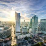 Duża sala konferencyjna w centrum Warszawy